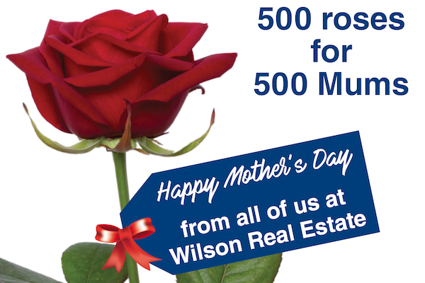 Happy Mother's Day to All Our Mums