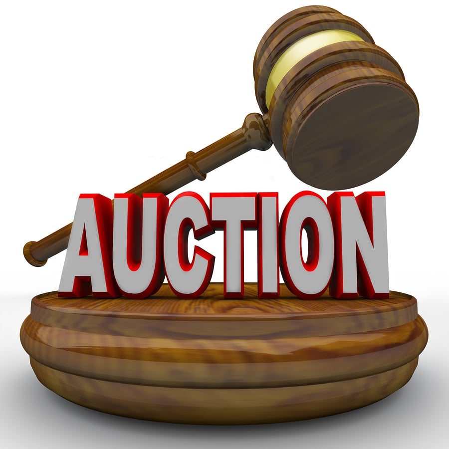 What you're really signing when listing with an auction agent!