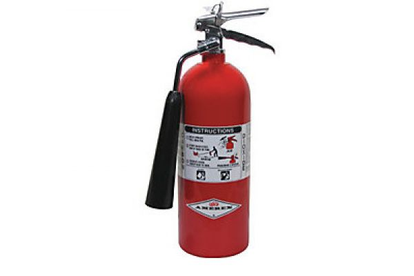 Home Safety Tip – Do you have a fire extinguisher?
