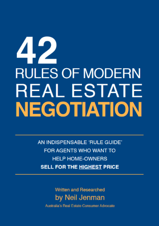 42 Rules of Modern Real Estate Negotiation