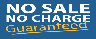 No Sale No Charge Guarantee