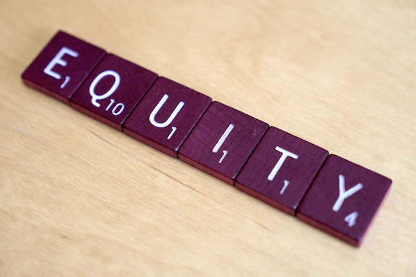 What is equity and how can it benefit me?