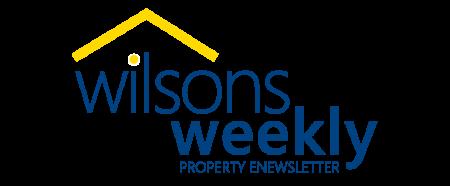 Wilsons Weekly eNewsletter Logo