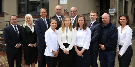 Wilsons Warrnambool team
