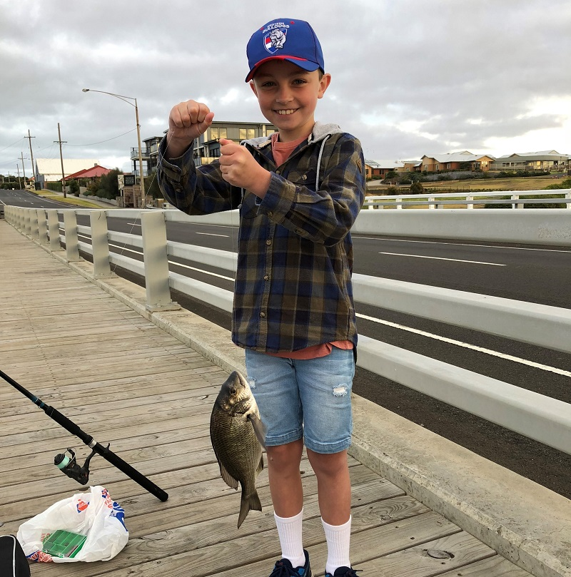 Catch of the day!