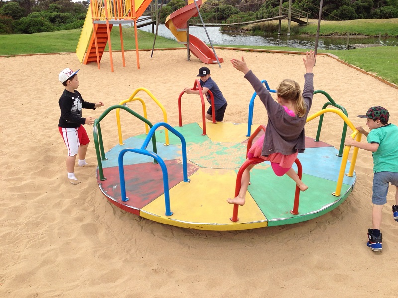 Lake Pertobe Adventure Playground – Warrnambool