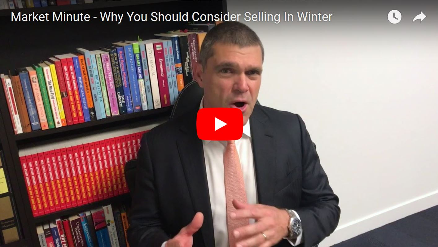 Why you should consider selling in Winter