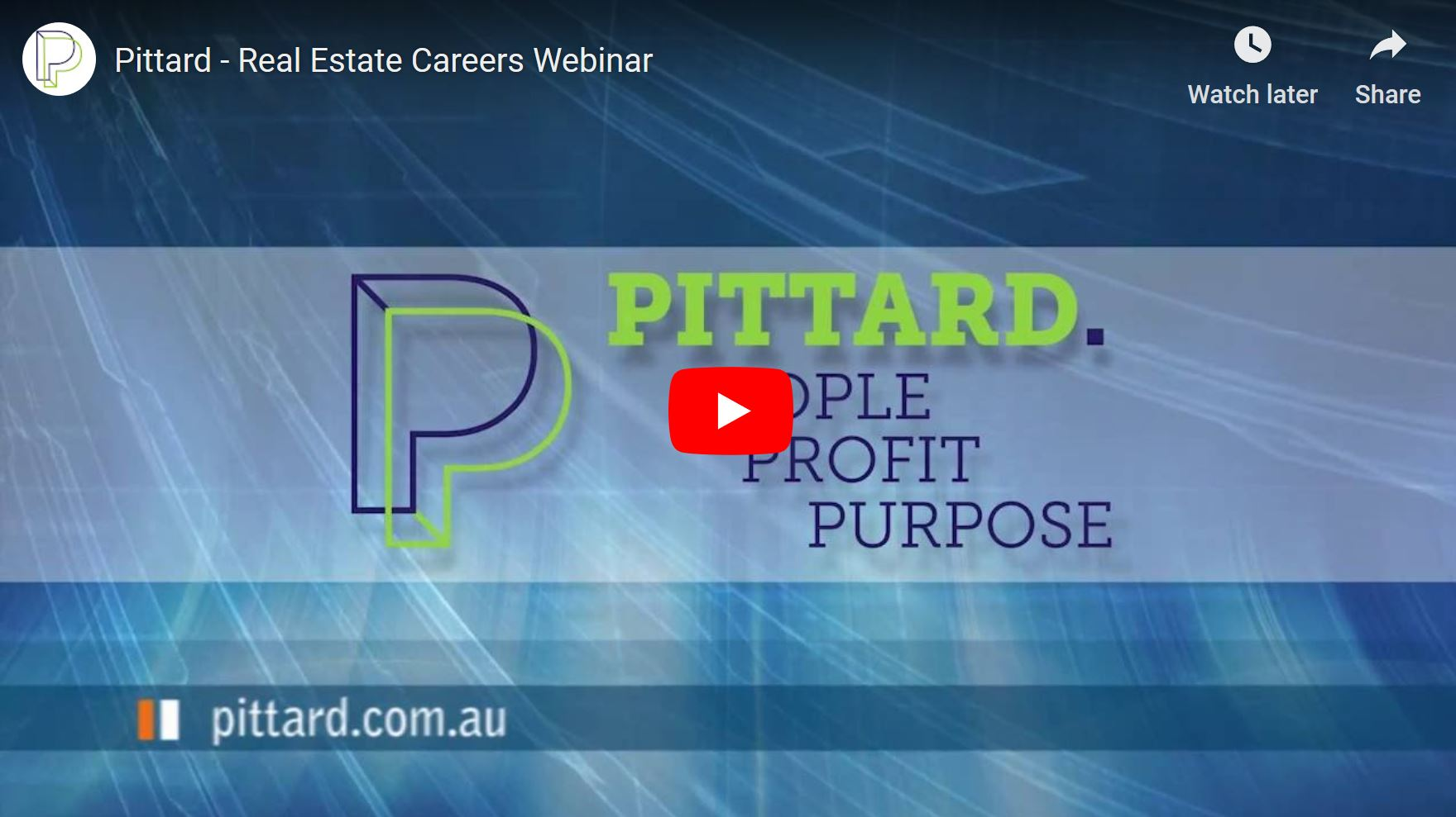 Real Estate Careers Webinar