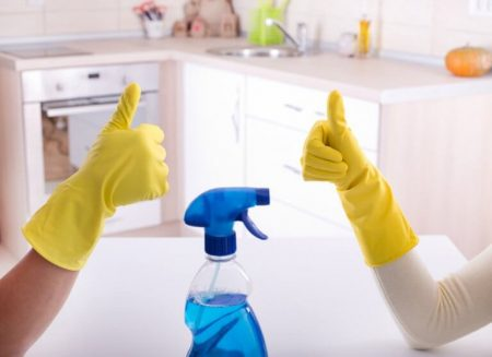 Disinfecting your home