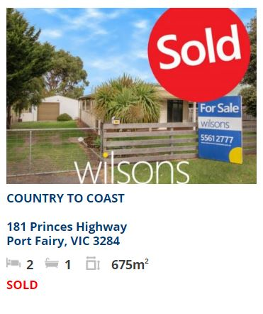 Property valuation Port Fairy VIC 3284